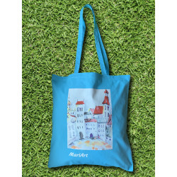 A Small town Tote Bag