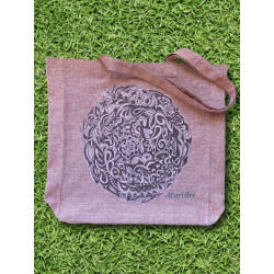 Tote Bag with black nad...