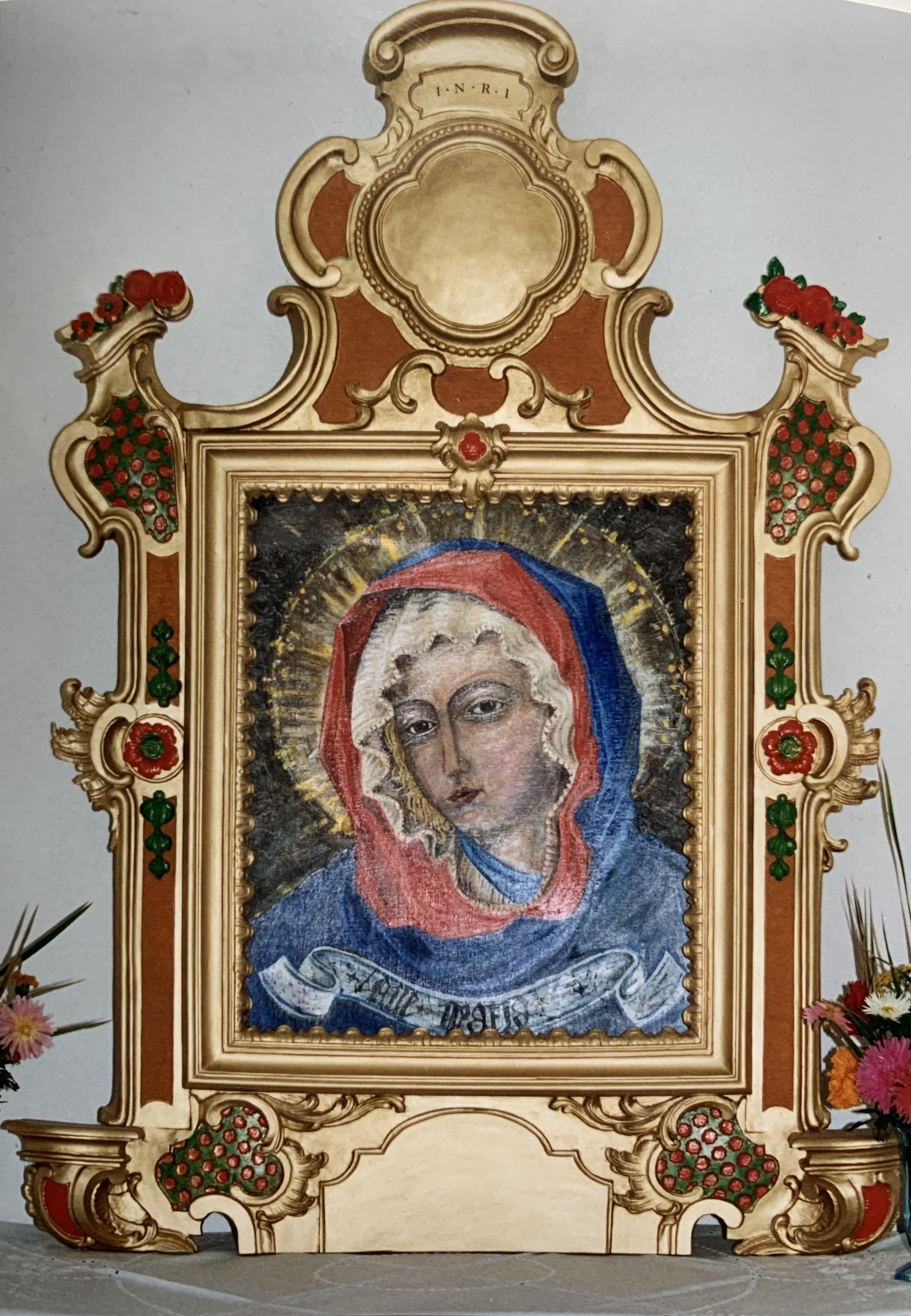 Panenka Marie v Ohrazenicích